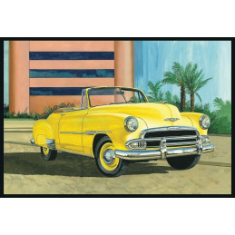 AMT   1/25    1951 Chevy...