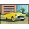 AMT   1/25    1951 Chevy Convertible Sun Cruiser