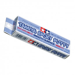 Tamiya   Masilla Epoxi (Superficie Lisa) - Epoxy Putty (Smooth Surface)