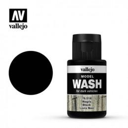 Vallejo  Model Wash  Negro...