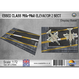 Coastal Kits  1/72  ESSEX...