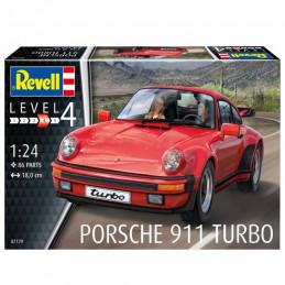 Revell  1/24  Porsche 911...
