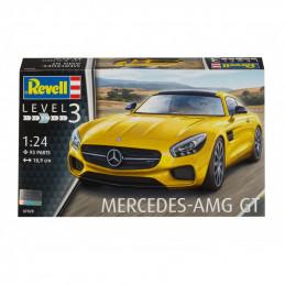 Revell  1/24  Mercedes-AMG GT