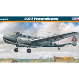 Mister Craft  1/72  Si-204A...
