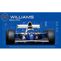 Fujimi   1/20   Williams...