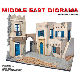 MiniArt  1/35   Middle East...