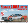 Beemax  1/24   Nissan 240 RS (BS110)  '84 Safari Rally Ver