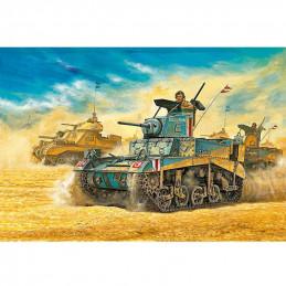 Academy   1/35   M3 Stuart...