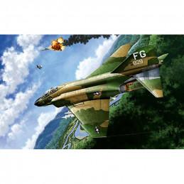 Academy  1/48  F-4C...