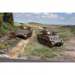 "Italeri  1/72  M4A3E2  ""Jumbo"""