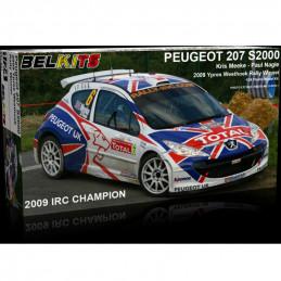 Belkits    1/24   Peugeot...