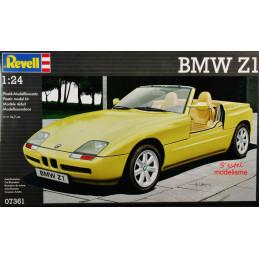Revell   1/24    BMW Z1