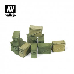 Vallejo   1/35   Large Ammo...