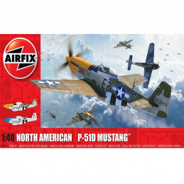 Airfix  1/48  North...