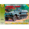 Zvezda   1/35   German Personnel Carrier Sd.Kfz.251/1 Ausf.B