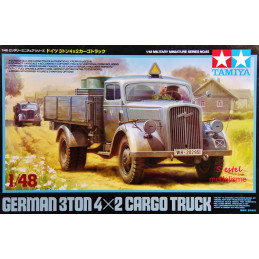 Tamiya   1/48   German 3Ton...
