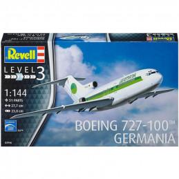 Revell  1/144   Boeing...