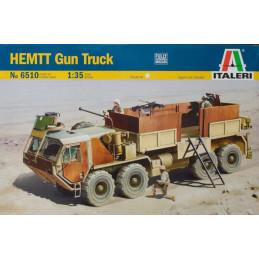 Italeri   1/35   HEMTT Gun...