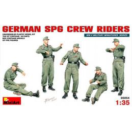 MiniArt   1/35  German SPG...