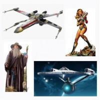 Ciència Ficció i Fantasia