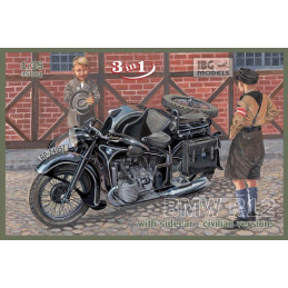 IBG Models  1/35   BMW R12...