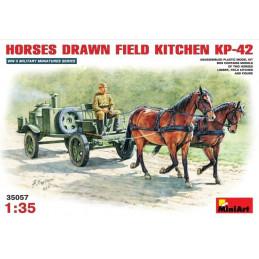 MiniArt  1/35   Horses...