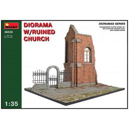 MiniArt  1/35   Diorama w/...
