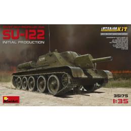 MiniArt   1/35   SU-122...