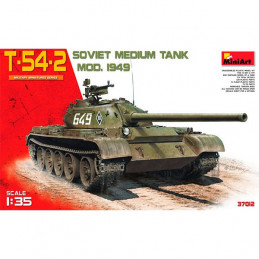 Mini Art  1/35   T-54-2...