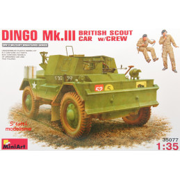 MiniArt   1/35    DINGO...