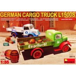 MiniArt  1/35  German Cargo...