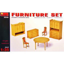 MiniArt   1/35   Furniture Set