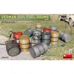 MiniArt  1/35   German 200L...