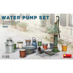 MiniArt  1/35   Water Pump Set