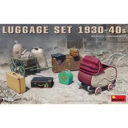 MiniArt  1/35  Luggage Set 1930-40's