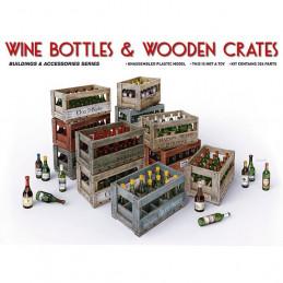 MiniArt  1/35  Wine Bottles...