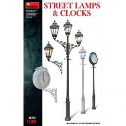 MiniArt  1/35  Street Lamps...