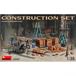 MiniArt  1/35  Construccion...