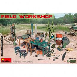 MiniArt  1/35    Field Workshop
