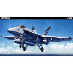 Academy 1/72  USN F/A-18E...
