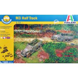 Italeri  1/72  M3 Half...