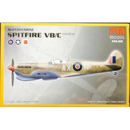 PM Model  1/72   Spitfire...