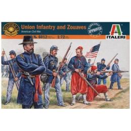 Italeri  1/72  Union...