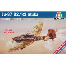 Italeri  1/72  JU-87 B2/R2...