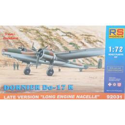 RS Models  1/72  Dornier...