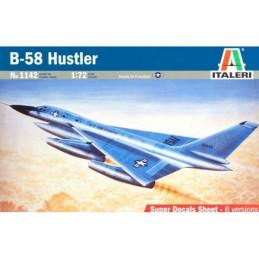 Italeri  1/72  B-58 Hustler