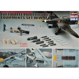 Hasegawa   1/48  Luftwaffe...