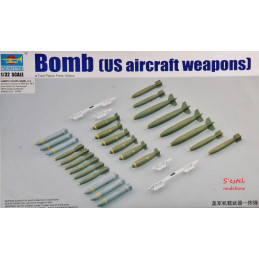 Trumpeter  1/32  Bomb US...