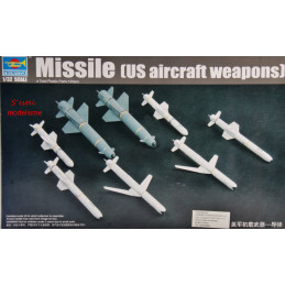 Trumpeter   1/32  Missile US Aircraft Weapons