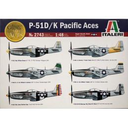 Italeri  1/48  P-51D/K...
